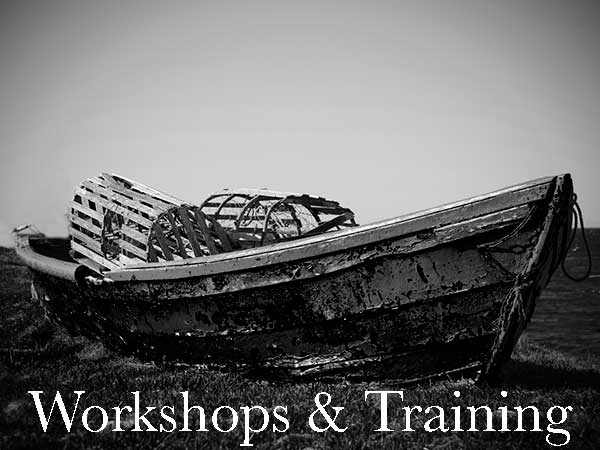 Workshops, Presentations, & Technology Training